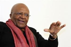Desmond Tutu dalam kondisi baik setelah operasi