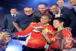Edi/Gloria, Tontowi/Liliyana pastikan tiga tiket ganda campuran di Malaysia