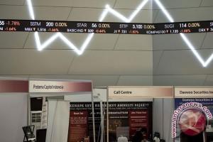 BEI: aksi lepas saham investor asing sementara
