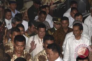 Kunjungan Presiden Jokowi gairahkan pedagang Tanah Abang