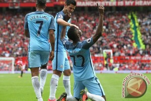 City ditahan imbang Southampton 1-1