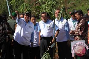 Pencanangan Penanaman Bambu Nasional