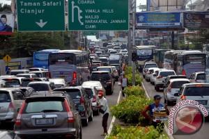 Kemacetan Jalur Puncak