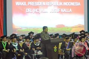 Wapres nasihati mahasiswa Unhas agar junjung peradaban