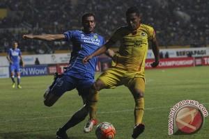 Sriwijaya FC libas Persib Bandung 3-0