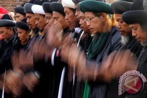 Jemaah An Nadzir Laksanakan Salat Idul Adha