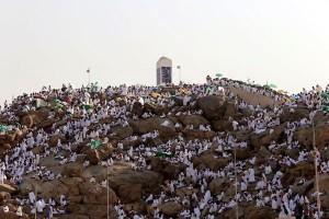 Pengusaha Saudi rugi akibat jumlah haji turun