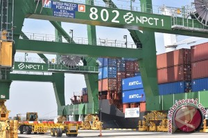 Neraca perdagangan catat surplus tertinggi pada September