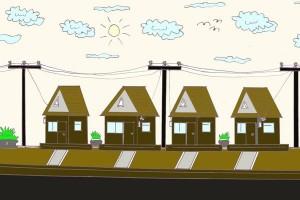 Antara doeloe: Rumah Rp16.000 bisa dicicil 20 tahun