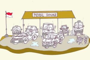 Banyuwangi hentikan penggunaan mobil dinas 2017
