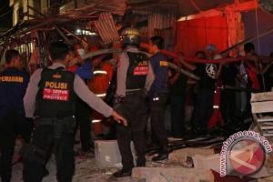Ledakan Di Makassar