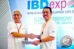 IBDExpo 2016 sukses digelar, sedot 43 ribu pengunjung