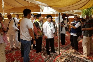 Ketua DPR minta pemerintah perbaiki fasilitas jemaah haji reguler