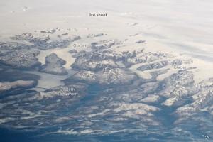 Greenland dilanda kebakaran semak belukar