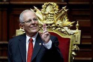 Presiden Peru pilih jembatan daripada dinding pembatas