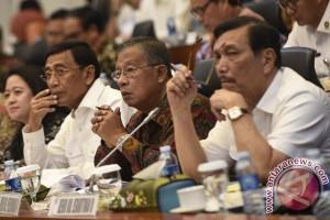 Anggaran 2017 Empat Kementerian Koordinator