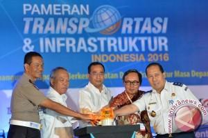 Pameran Transportasi Dan Infrastruktur