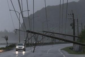 Antisipasi Topan Megi, Taiwan evakuasi ribuan turis