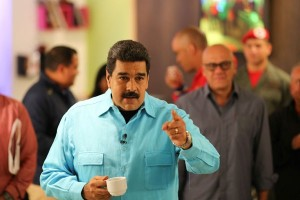 Militer Venezuela nyatakan kesetiaan kepada Maduro