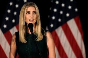 Donald Trump tarik putrinya Ivanka ke Gedung Putih
