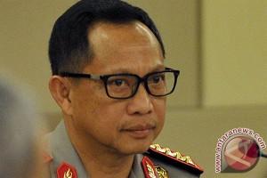 Tito Karnavian yang perintahkan tangkap Komisaris Besar Polisi Franky Parapat