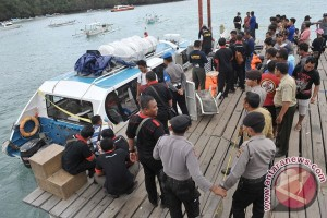 Kapal cepat ke Gili Trawangan meledak, satu turis asing tewas