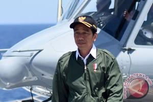 Presiden Jokowi beri penghormatan terakhir untuk Raja Bhumibol