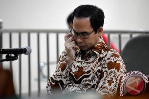 Sidang Korupsi Puskesmas Fiktif