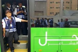 Bus Salawat Daker Makkah