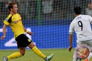 LIGA CHAMPIONS - Dortmund benamkan Legia Warszawa 6-0