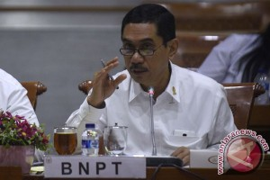 BNPT: pendekataan kekerasan tidak efektif tangani teorisme