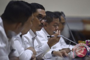 RDP BNPT- Komisi III
