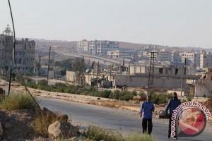 Militer Suriah gagalkan serangan besar gerilyawan di Aleppo