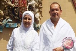 Simon Collis, dubes Inggris pertama masuk Islam