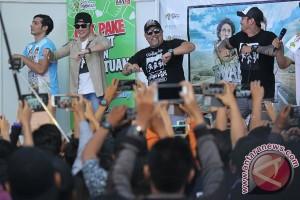 Jumpa Pers Film Warkop DKI Reborn