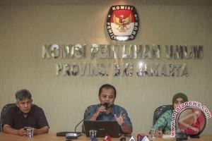 Pendaftaran Pasangan Cagub-Cawagub Jakarta