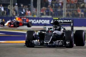 Rosberg perkuat dominasi di GP Jepang