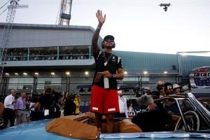 Hamilton tercepat pada sesi latihan terakhir Malaysia