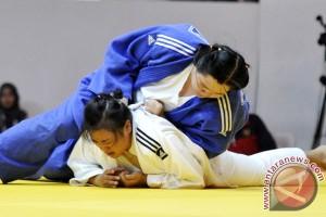 Emas Judo Bebas Putri Jateng