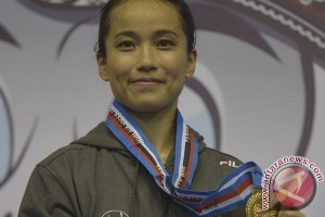 PON 2016 - Perolehan medali sementara, Jawa Barat memimpin