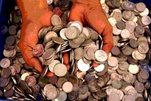 Antara doeloe: Penyelundupan uang logam Rp12.000 digagalkan