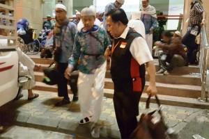28 kloter tinggalkan  Makkah
