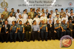 Workshop Isu Keamanan Maritim