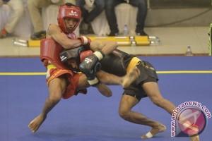 Sanshou 48 Kg Jabar Ke Semi Final