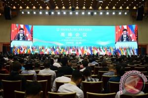 Delegasi dari seluruh dunia hadiri Pertukaran Budaya Jalur Sutera