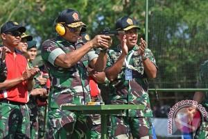 Lomba Menembak Panglima TNI Cup