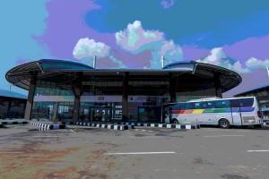 Antara doeloe: Terminal terbesar di Jateng biayanya Rp162 ribu