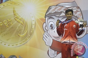Emas Wushu Putra DKI Jakarta