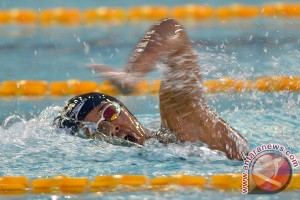 Tim Sea Games putri cetak rekornas di Singapura