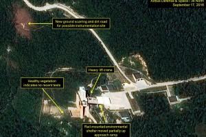 AS dan China sepakat soal sanksi baru Korea Utara